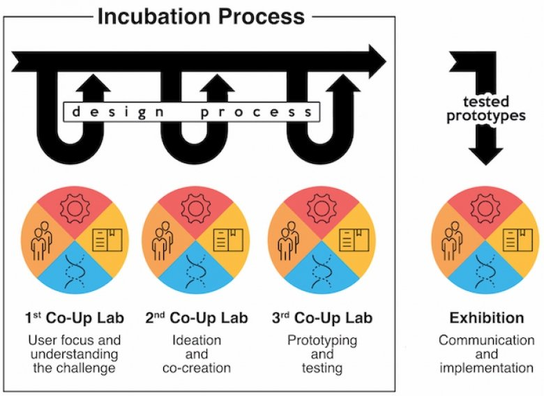 Co-up Lab incubation programme