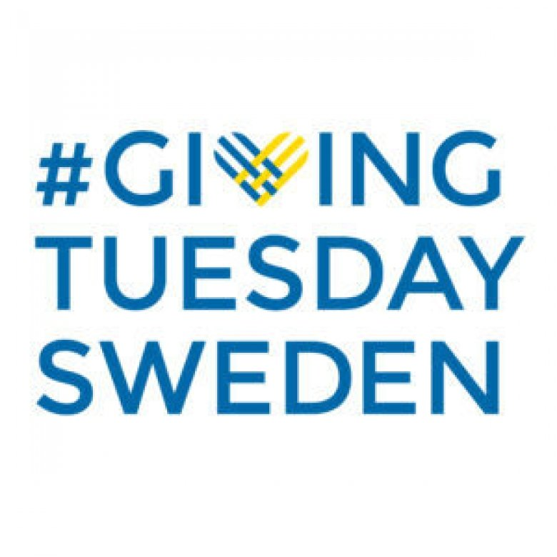 Hashtagg Giving Tuesday Sweden