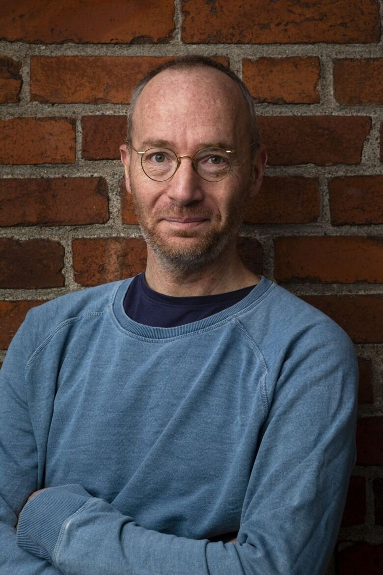 portrait of researcher Johan Lundberg. Photo: Martin Stenmark.
