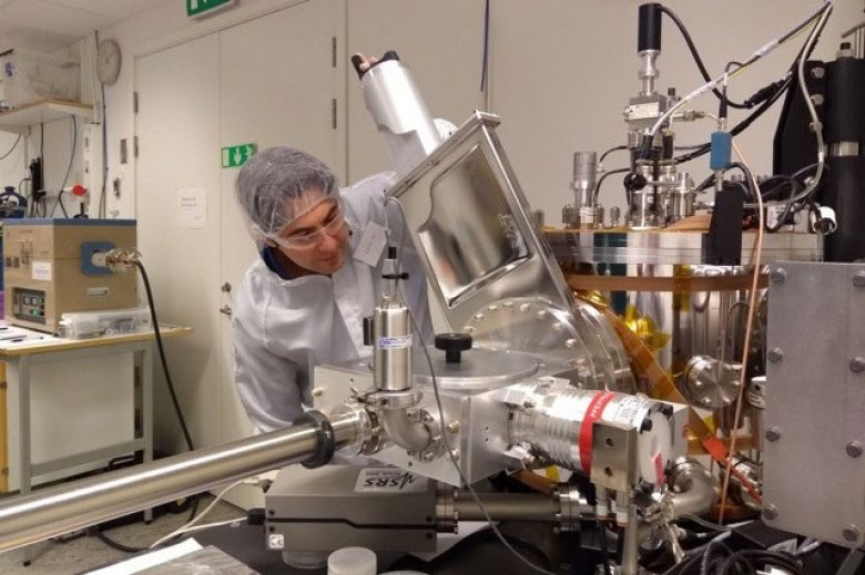 researcher in Micro and nanofabrication core facility