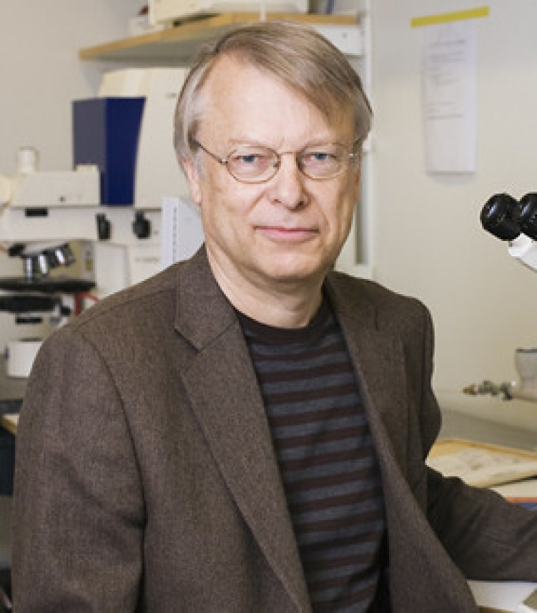 Professor Lars Olson. Photo: Ulf Sirborn