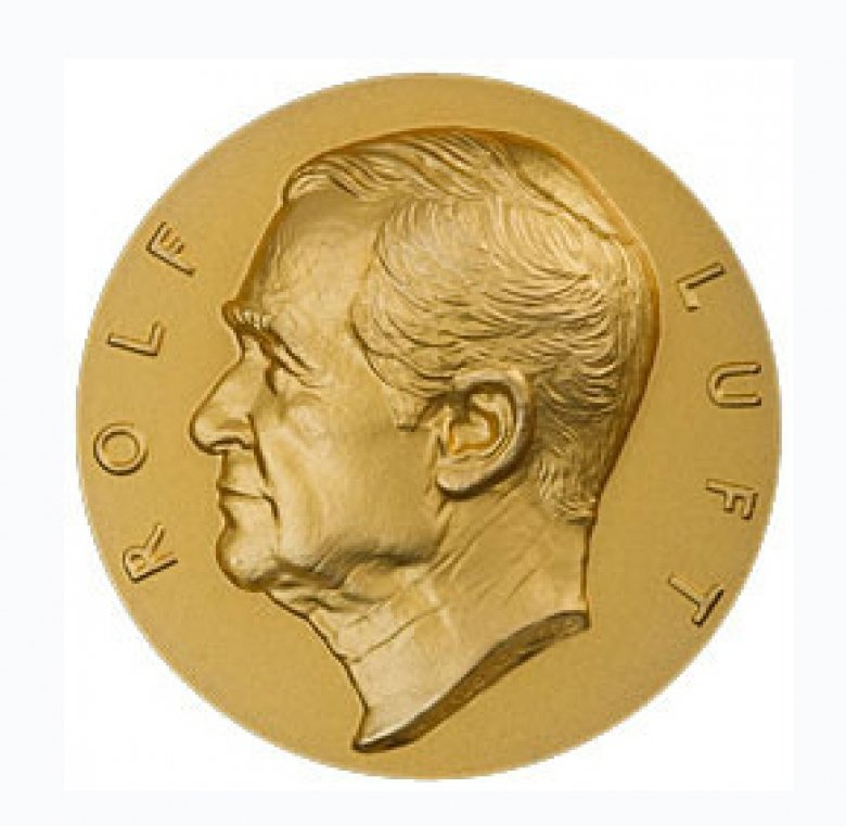 The Rolf Luft Award Medal