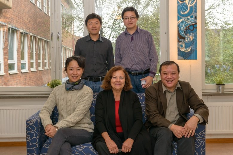 Xiaojun Xu research group